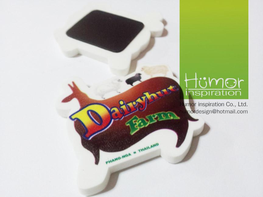 Dairy Hut Magnet-